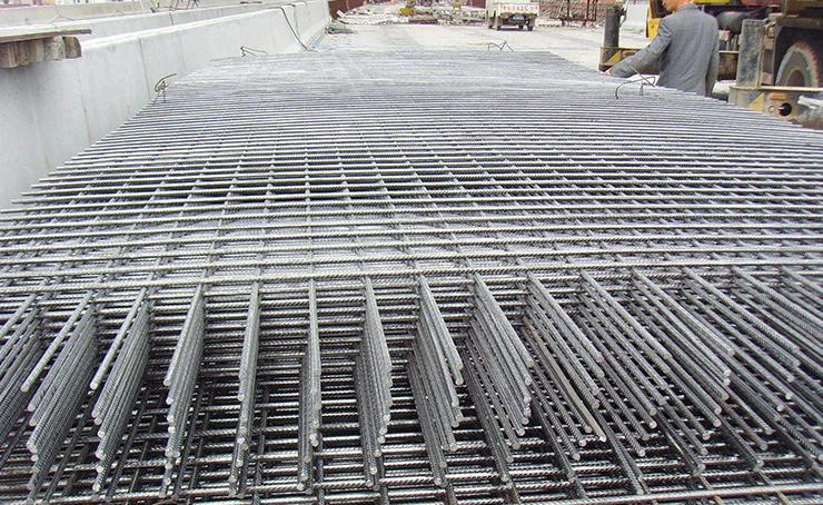 建筑钢筋网片应用案例